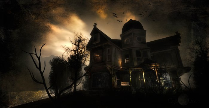 haunted-house